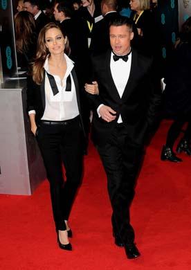 Cei mai bine imbracati actori la premiile BAFTA 2014