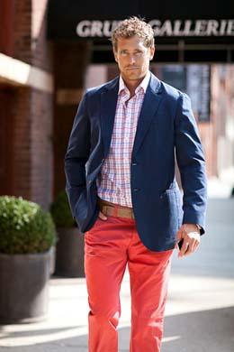 Tinute masculine pentru Valentine's Day: 5 outfituri barbatesti pentru intalniri romantice