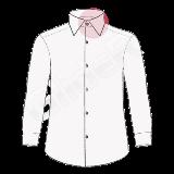 camasi pe comanda cu guler clasic (classic collar shirt)