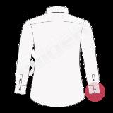 camasi pe comanda cu manseta colt rotund (round shape cuff)