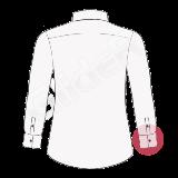 camasa pe comanda - manseta cu un nasture (one button cuffs shirt)