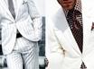 Costumul barbatesc alb, o alegere potrivita sau o greseala de stil?